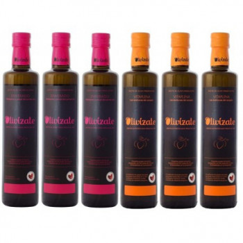 Pack de 6 botellas de Varietales